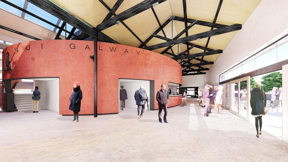 NUI Galway | Lawlor Burns & Associates