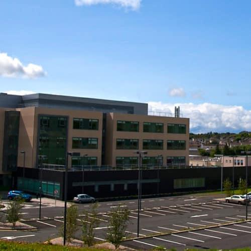 Coronary Care Unit Letterkenny General Hospital