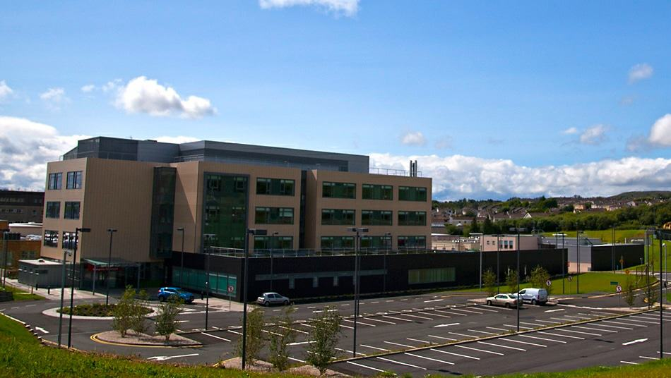 Coronary Care Unit Letterkenny General Hospital