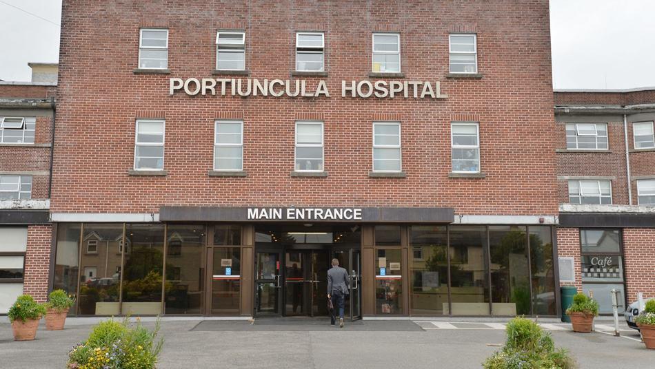 Portiuncula Hospital Ballinasloe | Lawlor Burns & Associates