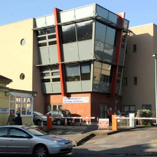 University Hospital Cork | Lawlor Burns & Associates