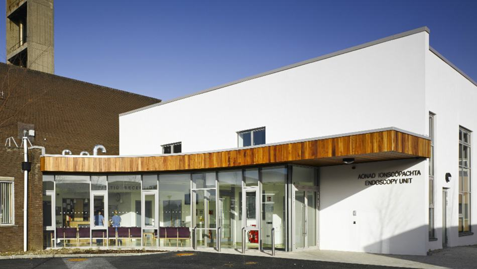 Kerry General Hospital | Lawlor Burns & Associates
