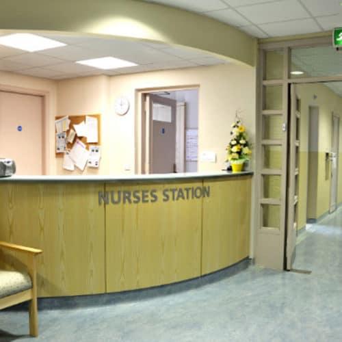 Cahercalla Community Hospital | Lawlor Burns & Associates