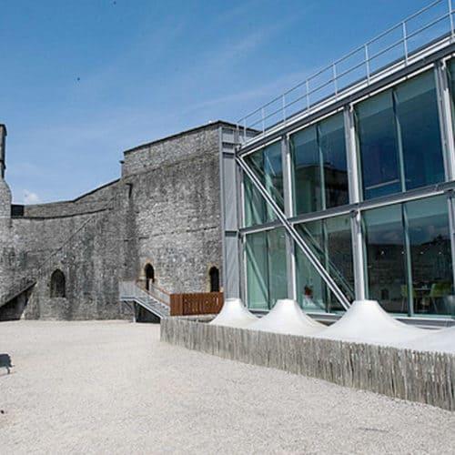King Johns Castle Limerick | Lawlor Burns & Associates