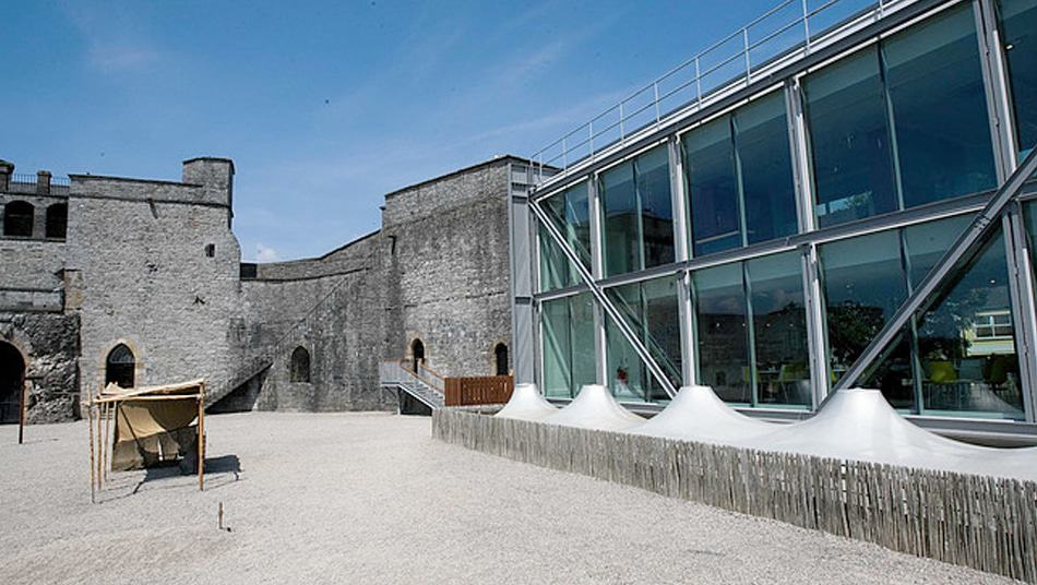 King Johns Castle Limerick | Lawlor Burns & Associates