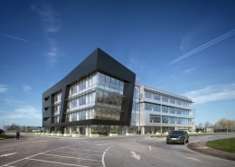 Project Development Work - Jaguar Land Rover - Shannon Commercial Properties