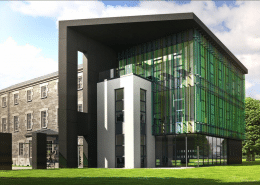 Quantity Surveying Services - Tusla - St Joseph's Hospital